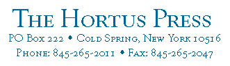 Hortus Press logo